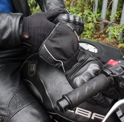 Small Warmawear Battery Heated Deluxe Glove Liners