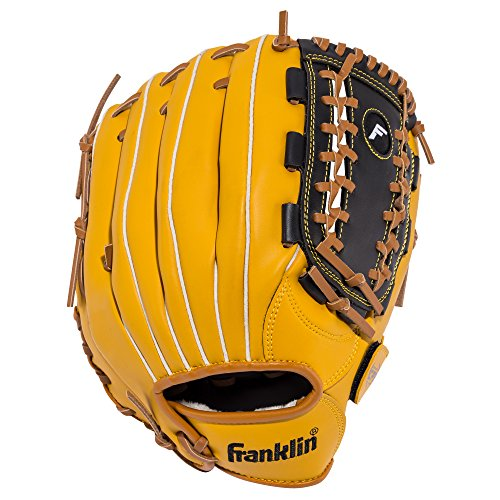 "Franklin Sports Field Master Series Baseball Gloves, 12""..."