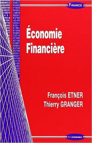 Livres gratuits Economie Financière pdf