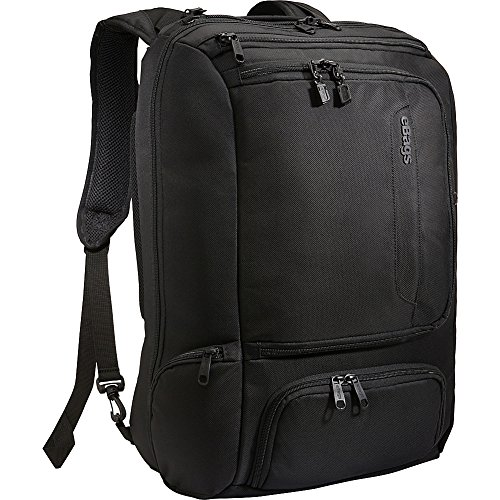 Business Laptop Overnight Case - eBags Professional Weekender Carry-On Backpack for Travel & Business - TSA Friendly - Fits 18