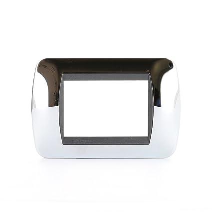 Bticino Living International L4803al Placca Alluminio