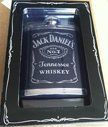 Jack-Daniels-Stainless-Steel-Flask-6oz-Black