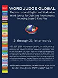 img - for Word Judge Global: International English and Worldwide Word Source for Clubs and Tournaments Including Super-S Club Play book / textbook / text book