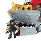 Fisher-Price Imaginext Shark Bite Pirate