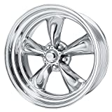 "American Racing Hot Rod Torq Thrust II VN505 Polished Wheel (16x7""/5x4.75"")"