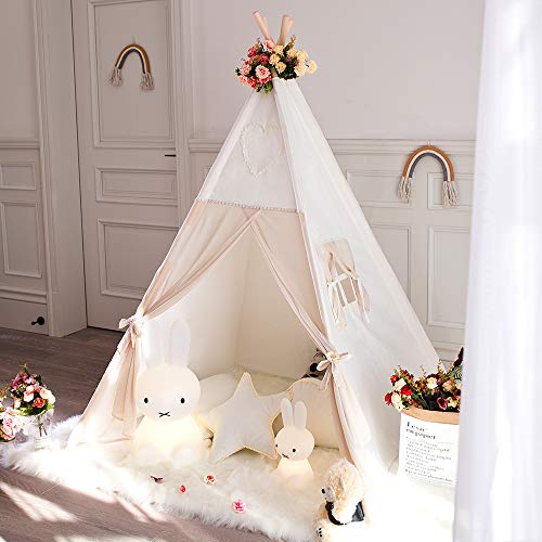 Tree Bud Kids Teepee Tent, Children Indian Play
