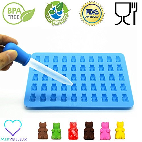 top 5 best gummy bear mold silicone,sale 2017,Top 5 Best gummy bear mold silicone for sale 2017,