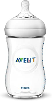 Philips Avent 9Oz Natural Baby Bottle