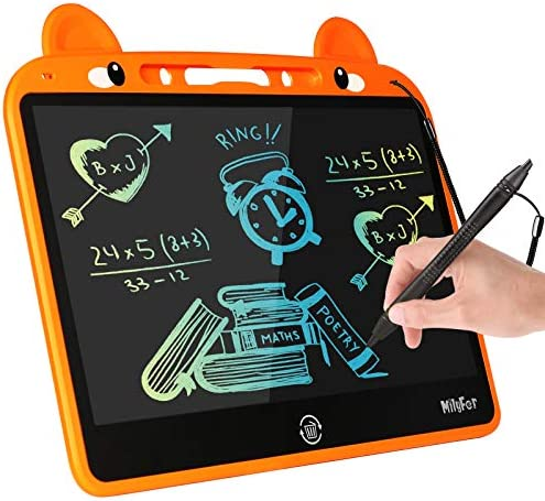 MILYFER LCD Writing Tablet 13.5 Inch Doodle Board,...