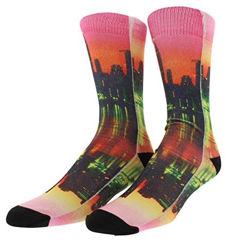 Sof Sole Pink Socks - 8