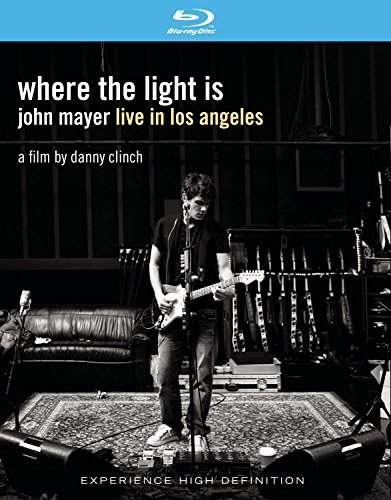 Rock The Light 2008 - John Mayer: Where the Light Is - Live in Los Angeles [Blu-ray]