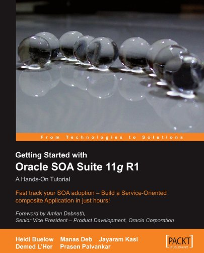 Getting Started With Oracle SOA Suite 11g R1 – A Hands-On Tutorial -