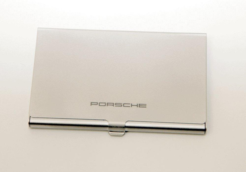 Porsche Visitenkarten Etui Design Visitenkartenetui
