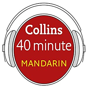 Mandarin in 40 Minutes Audiobook