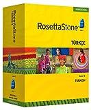 Rosetta Stone Homeschool Turkish Level 1 including Audio Companion