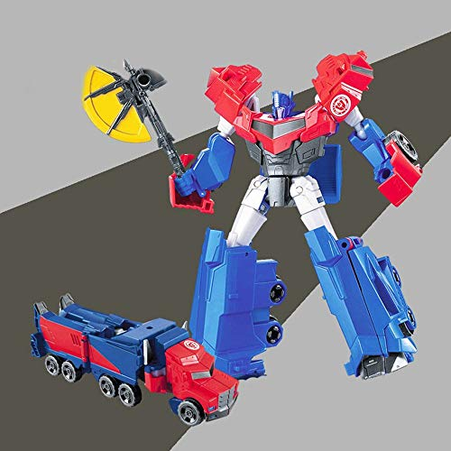 rmers Toys Optimus Prime Voyager Collection Gift Action Figure Toy ()