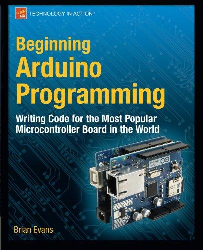 Beginning Arduino Programming (Technology in Action)