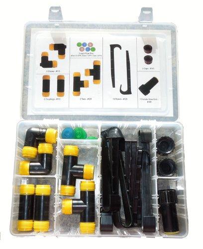 Mr. Soaker Hose .580 Parts Kit ()