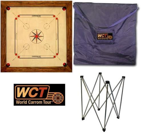 Pack Carrom W.C.T. Champion 88 cm: Amazon.es: Deportes y aire libre
