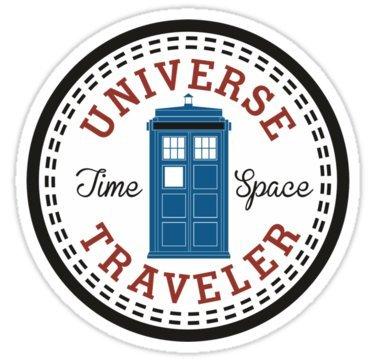 aliexpress wielka wyprzedaż szeroki zasięg Amazon.com: Doctor Who Converse Time Traveller - Sticker ...