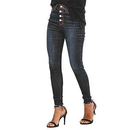 416284705a005 Amazon.com  Haluoo Women s Skinny Jeans