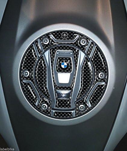 Pegatina 3D Protección Tapa Tanque Compatible con BMW Moto sin Llave: Amazon.es: Hogar