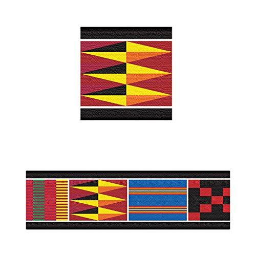 TREND enterprises, Inc. T-85079BN African Weave Bolder Borders, 35.75' Per Pack, 6 Packs