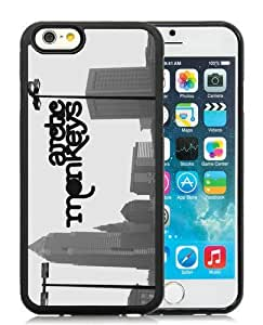 iPhone 6 Cover Case,arctic monkeys retro Classic White Cool Customized iPhone 6 4.7 Inch TPU Case