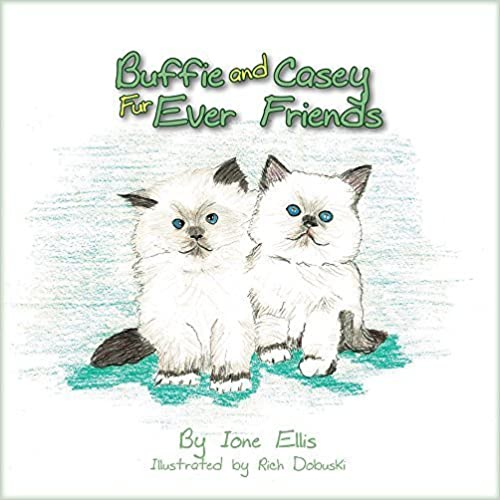 Book Buffie and Casey Fur Ever Friends by Ellis, Ione (2015)