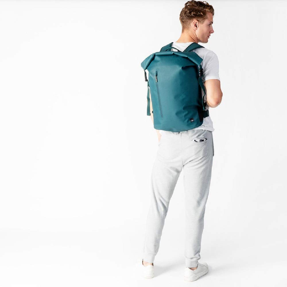Knomo-väska, - kaki - 14.5x33x48 cm (B x H x T) Alpine Green