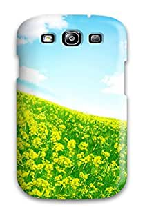Anti-scratch And Shatterproof Fresh Air Phone Case For Galaxy S3/ High Quality Tpu Case