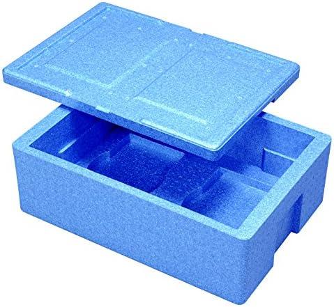 ダイキュウ デリバリー&ケータリング用保温・保冷コンテナー ブルー RH-300
