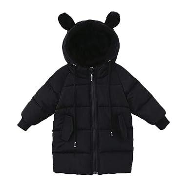 36ca26bb3 Amazon.com  WARMSHOP Unisex Baby Down Coat