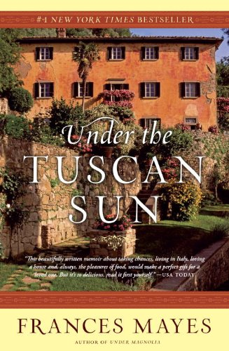 Book cover for Under the Tuscan Sun