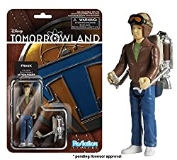 Funko Reaction: Tomorrowland - Young Frank Action Figure