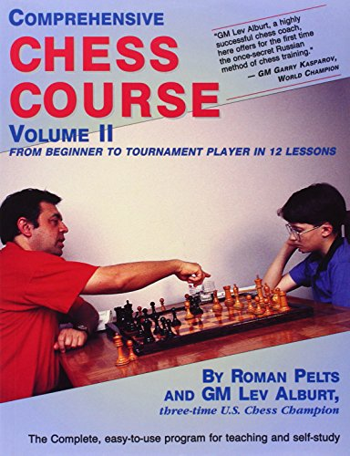 Comprehensive Chess Course, Vol. 2: From Beginner to Tournament Player in 12 Lessons - Center Game Chess