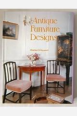 Antique Furniture Designs Hardcover