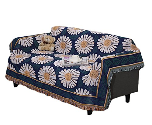 Chickle Furniture Protector Sofa Cover Cotton Slipcover for