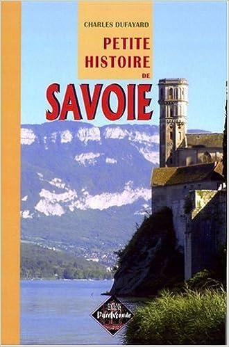 Petite histoire de Savoie epub pdf