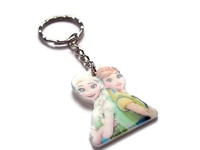 Halo accesorios Cute Frozen Elsa y Anna amigos las niñas bff ...