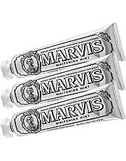 Marvis Tandpasta Whitening Mint Toothpaste 85ml, 3 Stuks (3 x 85ml)