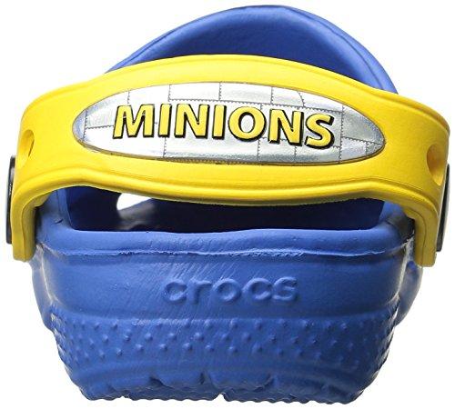 Crocs CC MINIONS CLOG Sandales Junior Bleu