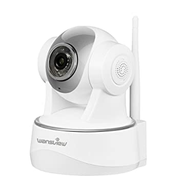 Amazon com : Wansview 1080P Baby Camera, WiFi Home Security
