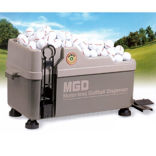 TMAXGOLF MGD - No Power / No Electricity Required Golfball Dispenser (Powerless / Electricity-Less Golf Ball Dispensor)
