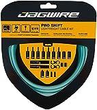Jagwire Pro Shift Cable Kit Bianchi Celeste, One Size
