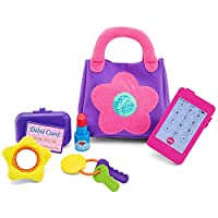 Kidoozie My First Purse, Fun and Educational, For Toddlers and Preschoolers, Encourages Safe Play
