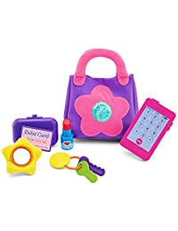 Kidoozie G02350 My First Purse Pretend Play, Pink