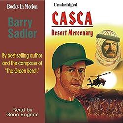 Casca Desert Mercenary: Casca Series #16