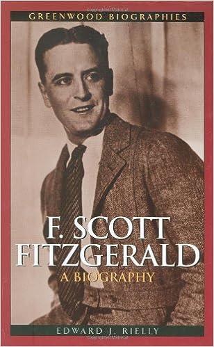 F SCOTT FITZGERALD BIOGRAPHY EBOOK