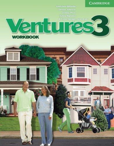 Ventures Level 3 Workbook (Ramirez Merchandise)